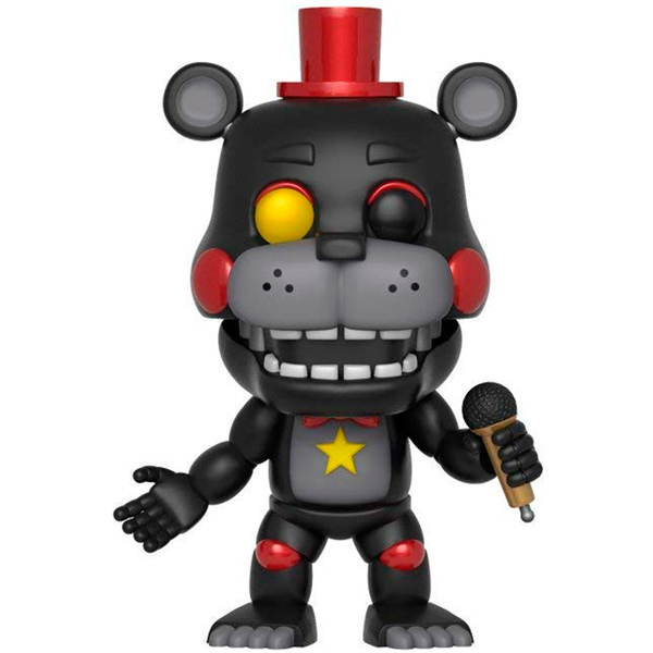 b7d4e98a4841d Купить Фигурка Funko POP! Vinyl:Games:FNAF Pizza Sim:Lefty в ...