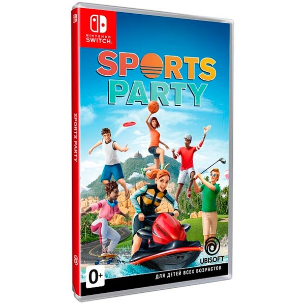 Игра Nintendo Switch Sports Party Ubisoft — Игра Nintendo Switch Sports Party