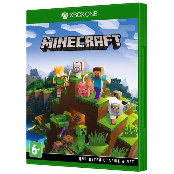 Xbox One игра Microsoft Minecraft BaseGame LE