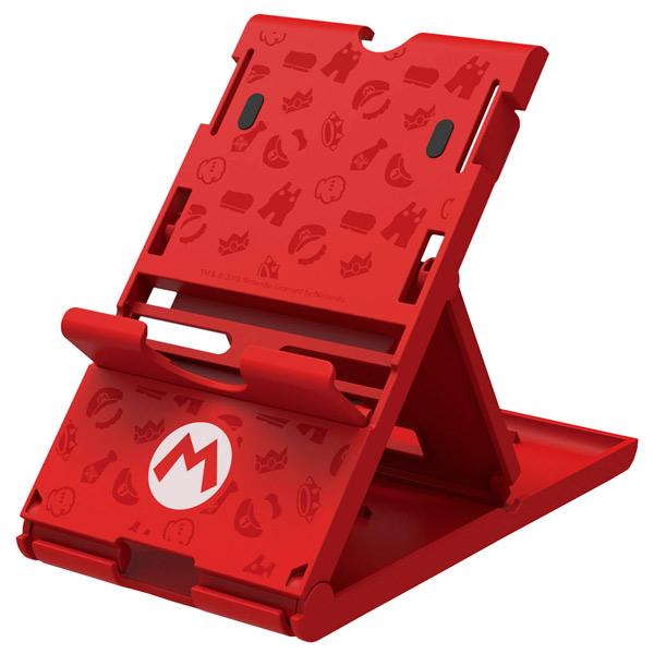 Аксессуар для игровой приставки Hori — Подставка Super Mario