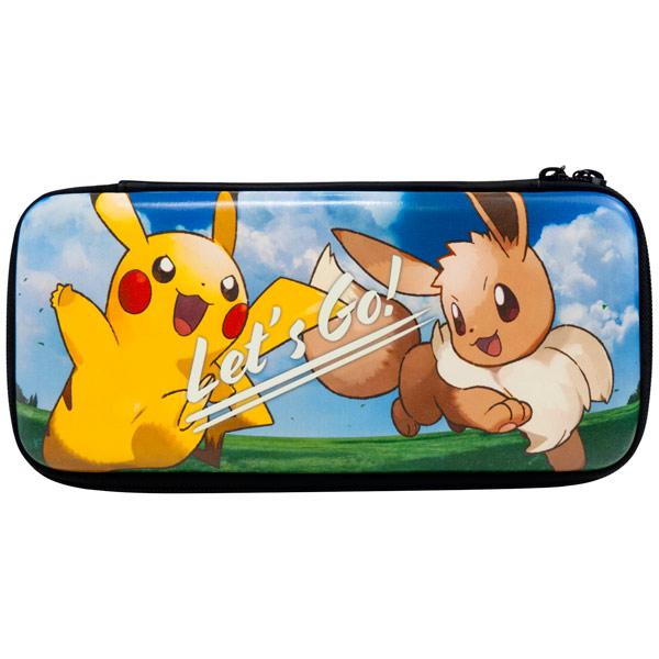 Аксессуар для игровой приставки Hori — Защитный чехол Pikachu