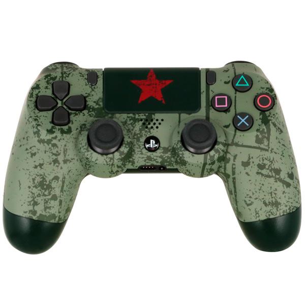 "Геймпад для консоли PS4 PlayStation 4 Rainbo — DualShock 4 ""Броня Победы"""