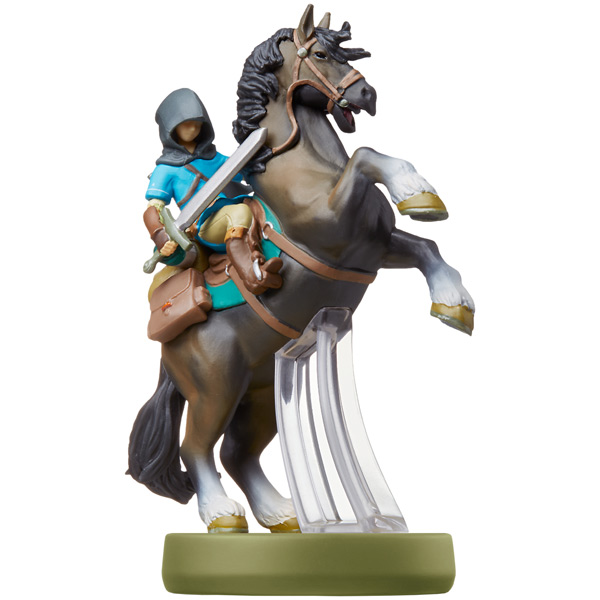 Фигурка Amiibo amiibo Link Rider (коллекция The Legend of Zelda)