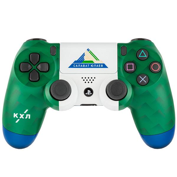 Геймпад для консоли PS4 PlayStation 4 Rainbo — DualShock 4 КХЛ Салават Юлаев