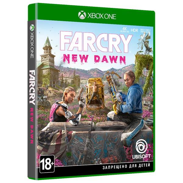 Xbox One игра Ubisoft Far Cry New Dawn