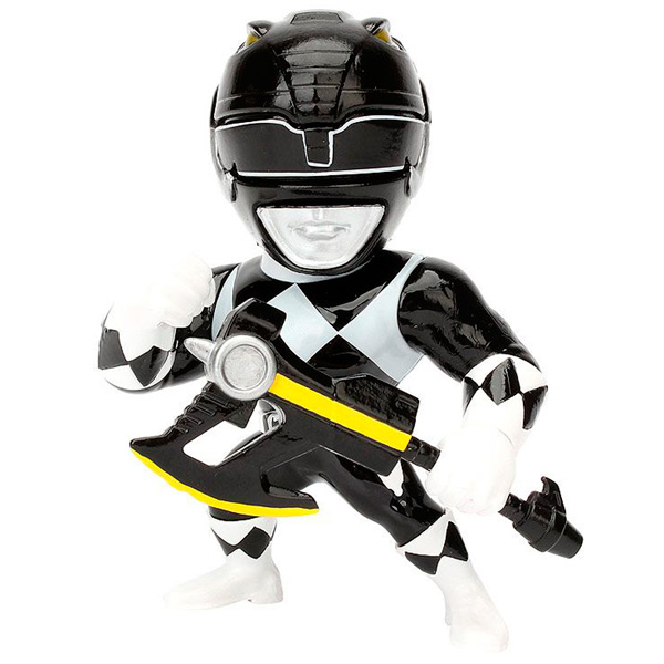 Фигурка Jada Black Ranger