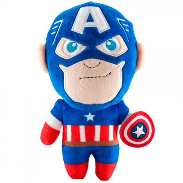 Фигурка Neca Marvel Phunnys Captain America