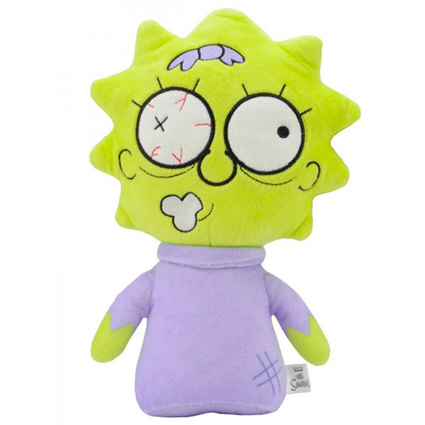 Фигурка Neca Simpsons Zombie Maggie фото