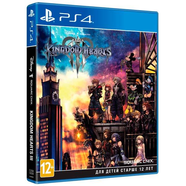 PS4 игра Square Enix