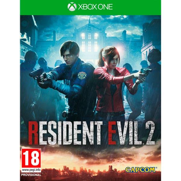 Xbox One игра Capcom Resident Evil 2