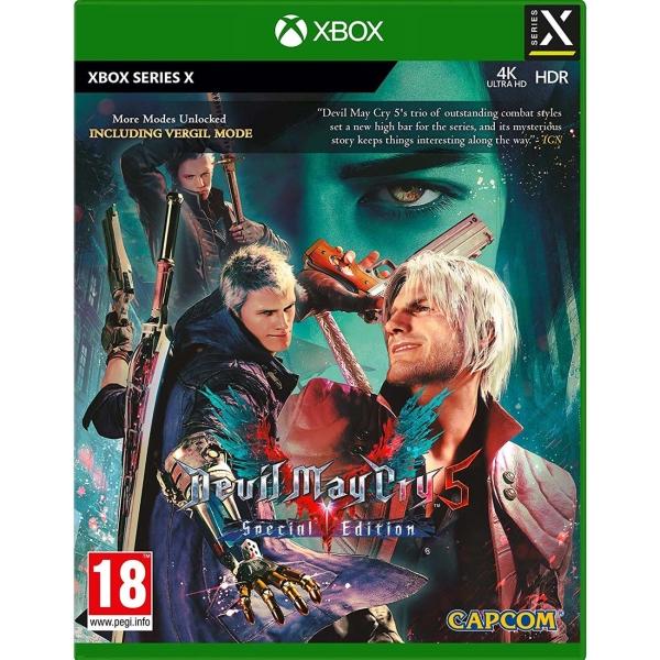 Xbox One игра Capcom Devil May Cry 5