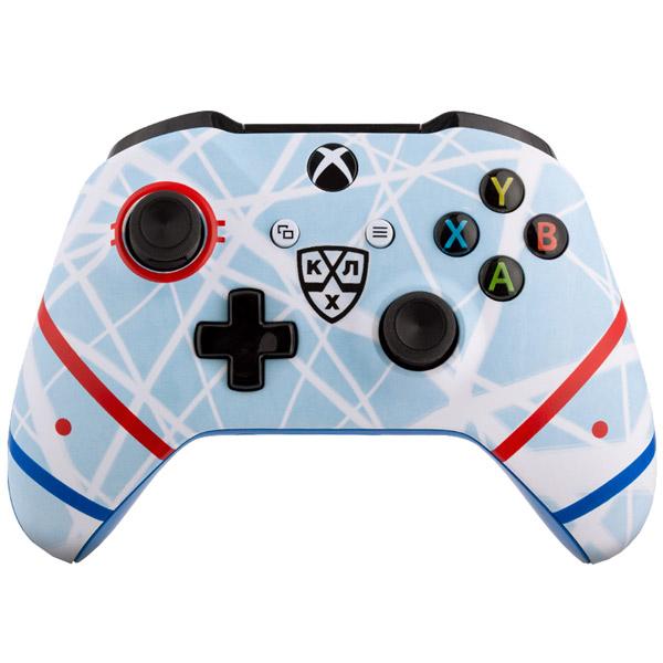 Геймпад для консоли Xbox One Xbox One Rainbo КХЛ Русский Лёд