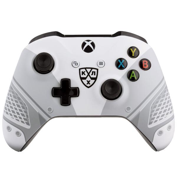 Геймпад для консоли Xbox One Xbox One Rainbo — КХЛ Все Хоккей