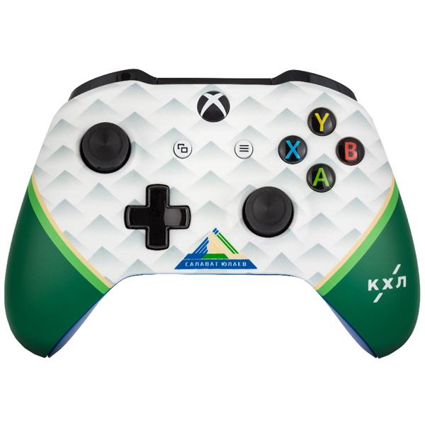 Геймпад для консоли Xbox One Xbox One Rainbo — КХЛ Салават Юлаев