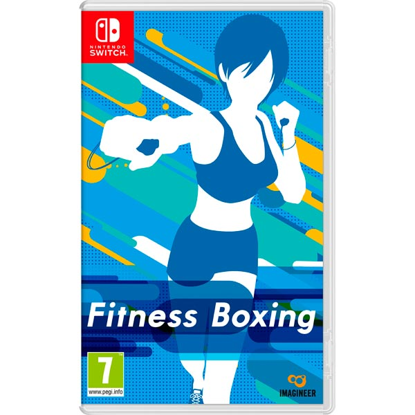 Игра Nintendo — Switch Fitness Boxing