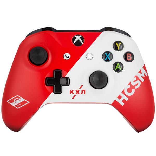 Геймпад для консоли Xbox One Xbox One Rainbo — КХЛ Спартак