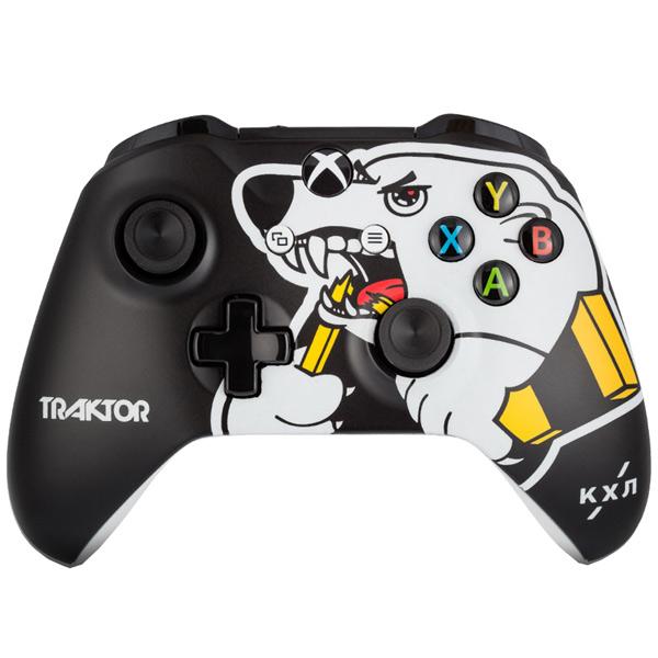 Геймпад для консоли Xbox One Xbox One Rainbo КХЛ Трактор