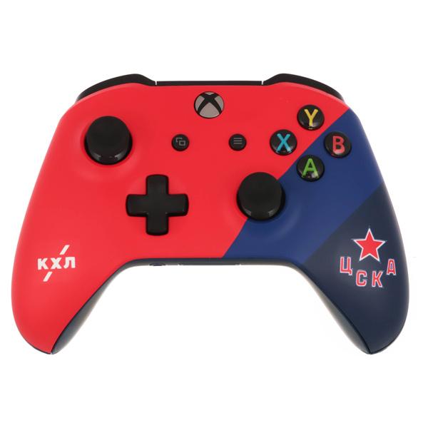 Геймпад для консоли Xbox One Xbox One Rainbo — КХЛ ЦСКА