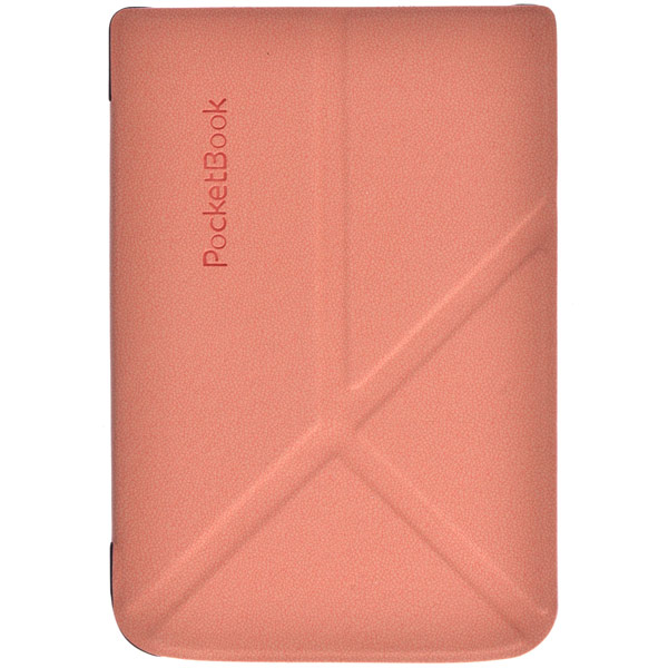 Чехол для электронной книги PocketBook, для 616/627/632, Pink (PBC-627-PNST-RU)  - купить со скидкой