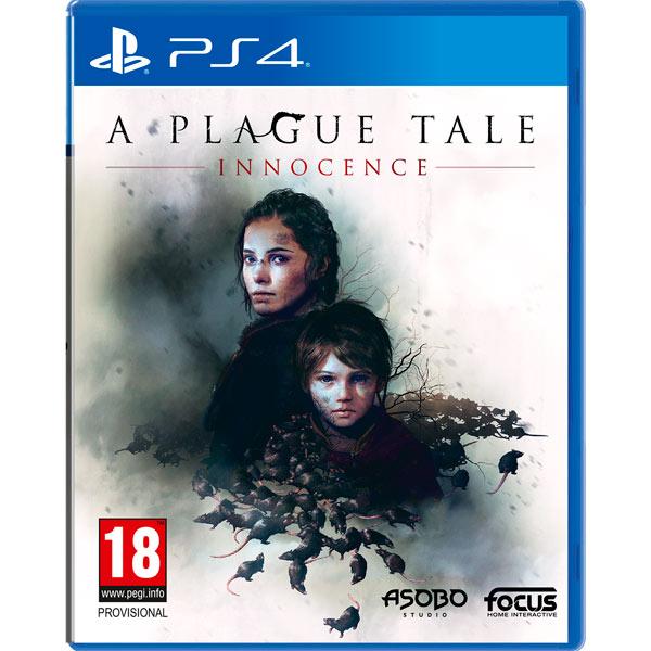 Игра PS4 Focus Home A Plague Tale: Innocence blythe gifford innocence unveiled