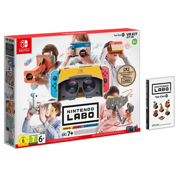 Игра Nintendo Switch Labo: VR Kit фото