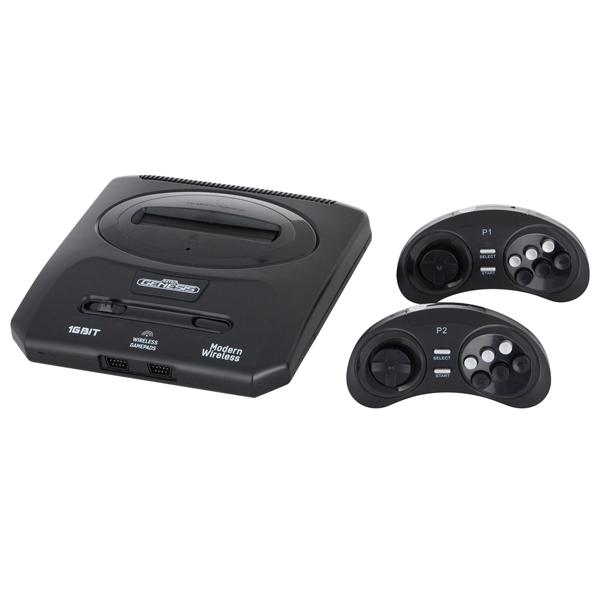 Портативная игровая консоль Retro Genesis