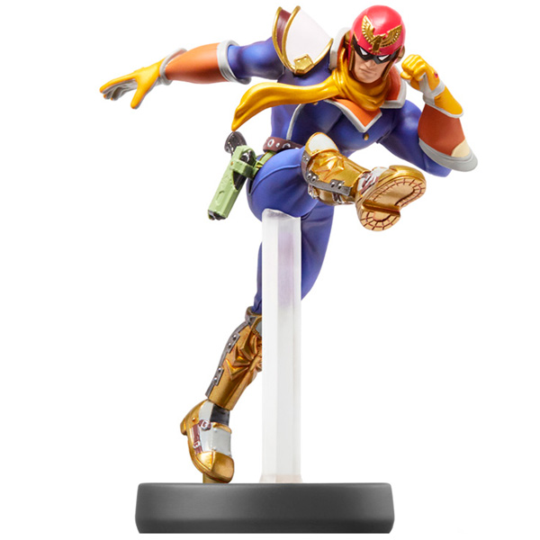 Фигурка Nintendo — Captain Falcon