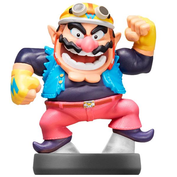 Фигурка Nintendo — Wario