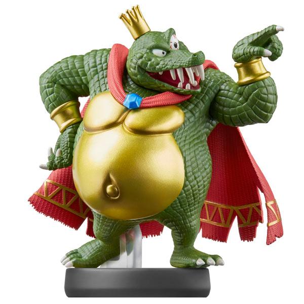 Фигурка Nintendo — King K. Rool