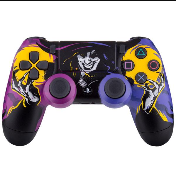 Геймпад для консоли PS4 PlayStation 4 Rainbo DualShock 4 Ведьма