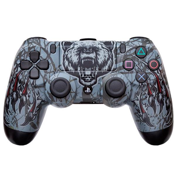 Геймпад для консоли PS4 PlayStation 4 Rainbo DualShock 4 Grizzly
