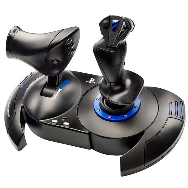 Аксессуар для игровой консоли Thrustmaster — Джойстик T-Flight Hotas 4