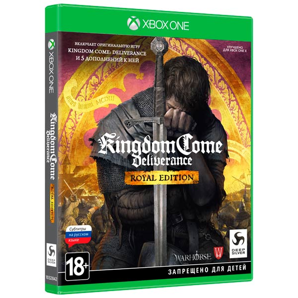 Xbox One игра Deep Silver Kingdom Come Deliverance Royal Edition фото