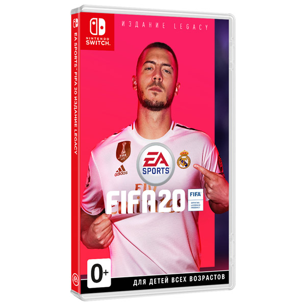 Nintendo Switch игра EA FIFA 20