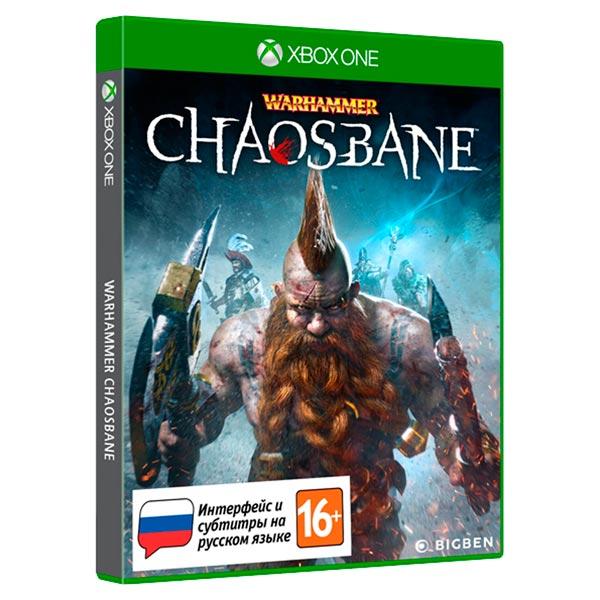 Xbox One игра Bigben Interactive Warhammer: Chaosbane фото