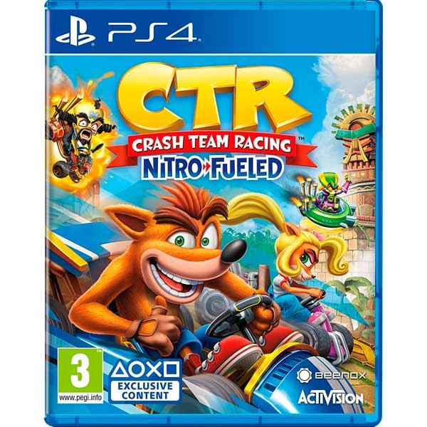 PS4 игра Activision Crash Team Racing Nitro-Fueled