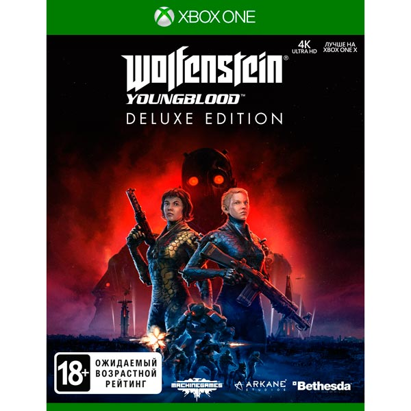 Xbox One игра Bethesda