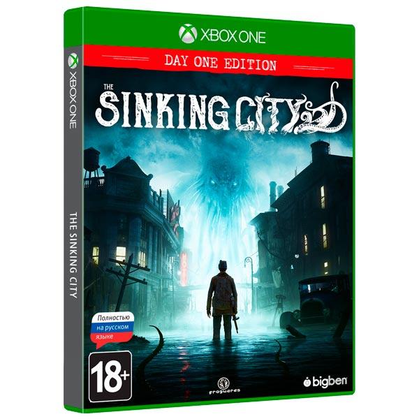 Xbox One игра Bigben Interactive