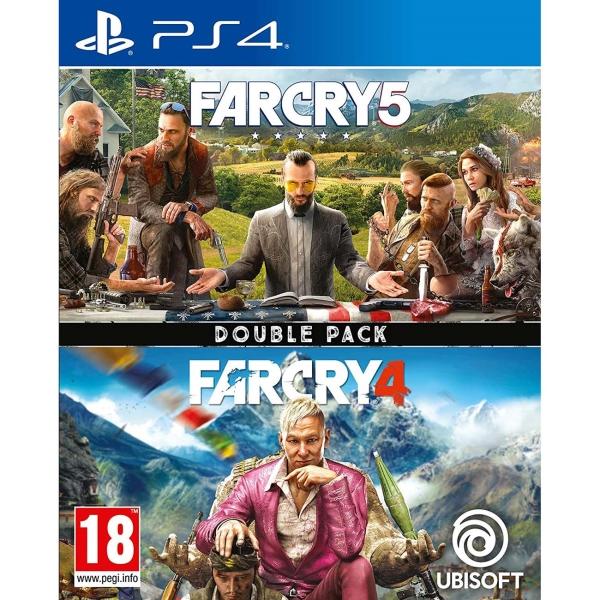 PS4 игра Ubisoft
