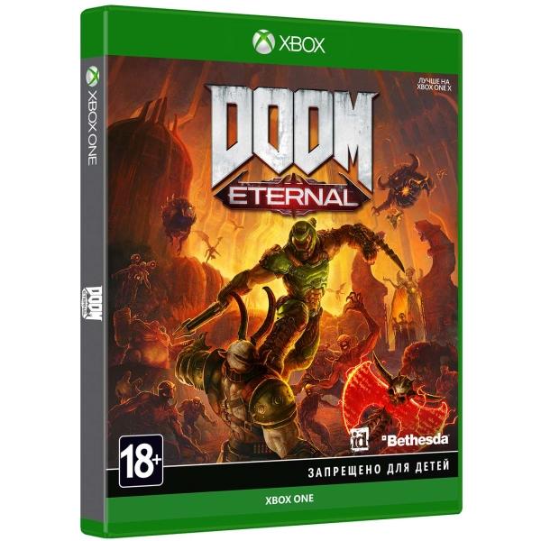 Xbox One игра Bethesda — DOOM Eternal