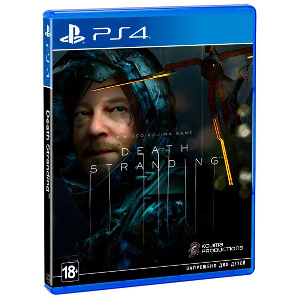 PS4 игра Sony Death Stranding