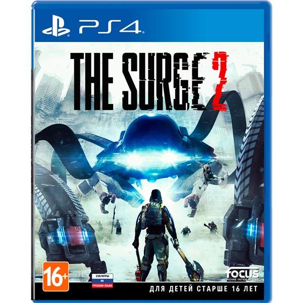 PS4 игра Focus Home