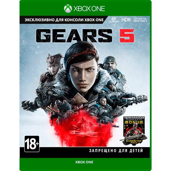 Xbox One игра Microsoft — Gears 5