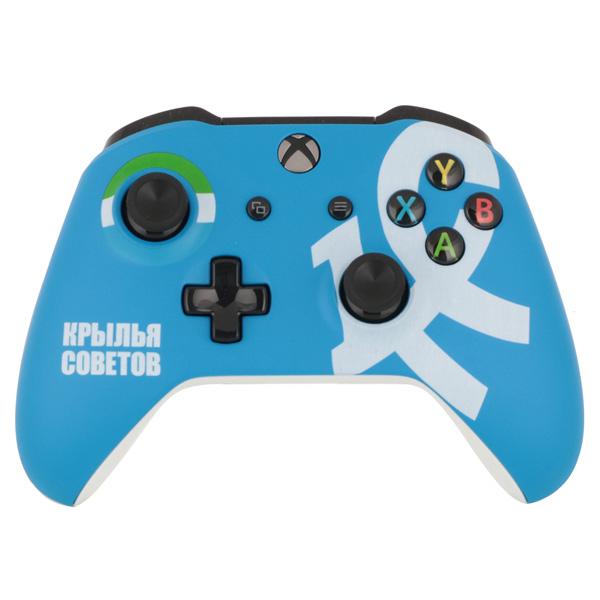 Геймпад для консоли Xbox One Xbox One Rainbo Крылья Советов Клубный
