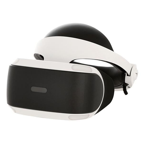 Шлем виртуальной реальности PlayStation VR с кам.+ваучер на загрузку VR Worlds (CUH-ZVR2)