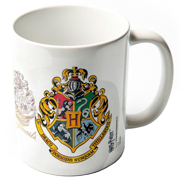 Сувенир Pyramid Кружка Harry Potter Hogwarts Crest