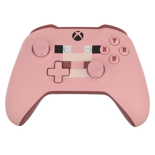 Геймпад для консоли Xbox One Microsoft Minecraft Pig Limited Edition