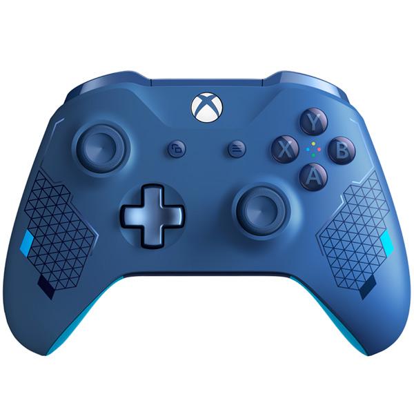 Геймпад для консоли Xbox One Microsoft Sports Blue Special Edition