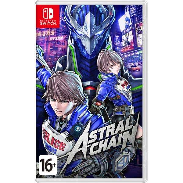 Игра Nintendo — Switch Astral Chain