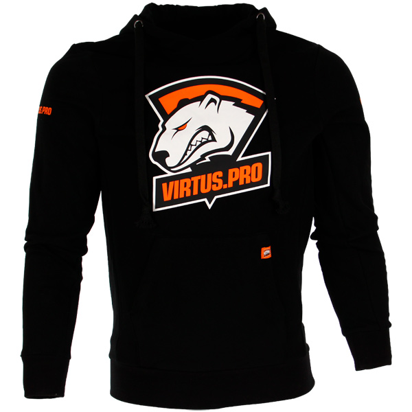 Худи мужское Virtus.pro XL FVPCLHOOD17BK00XL